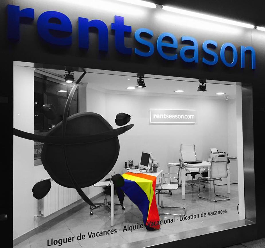 Inauguración oficina Andorra Rentseason.