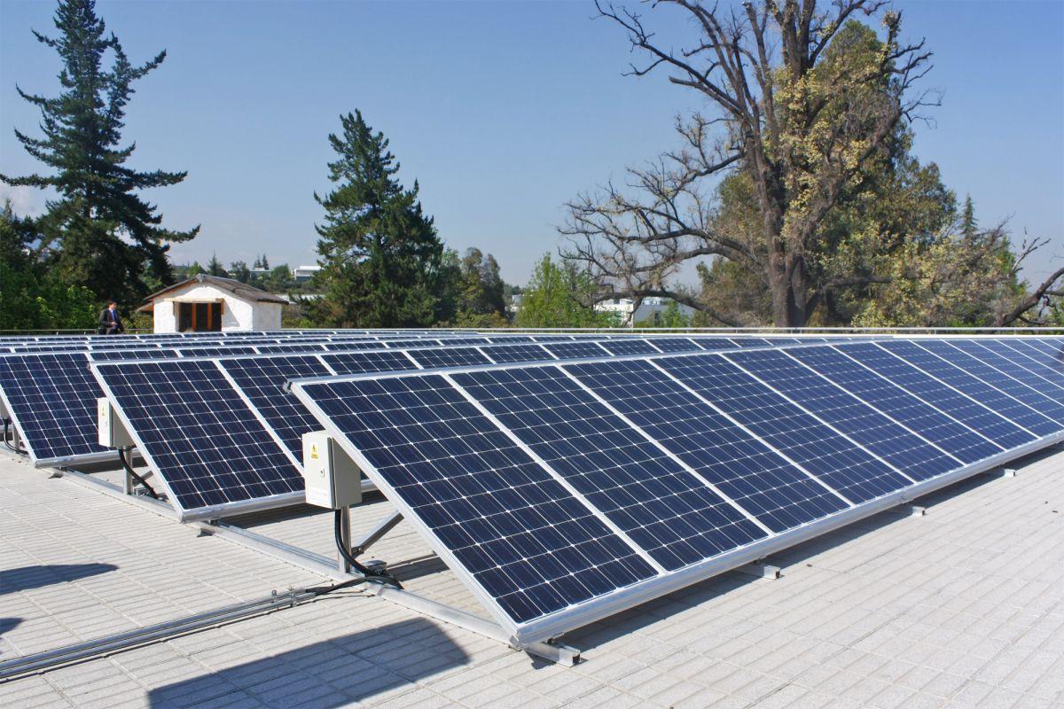 Fotovoltaica en todos los pisos.